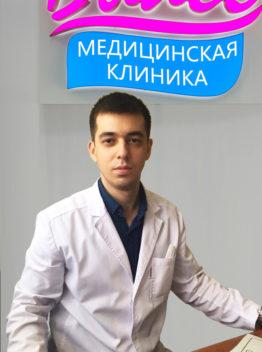 Врач Хирург Баснаев Усеин Ибрагимович