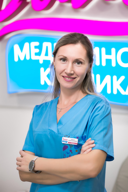 Гаврильчук Виктория Александровна медсестра