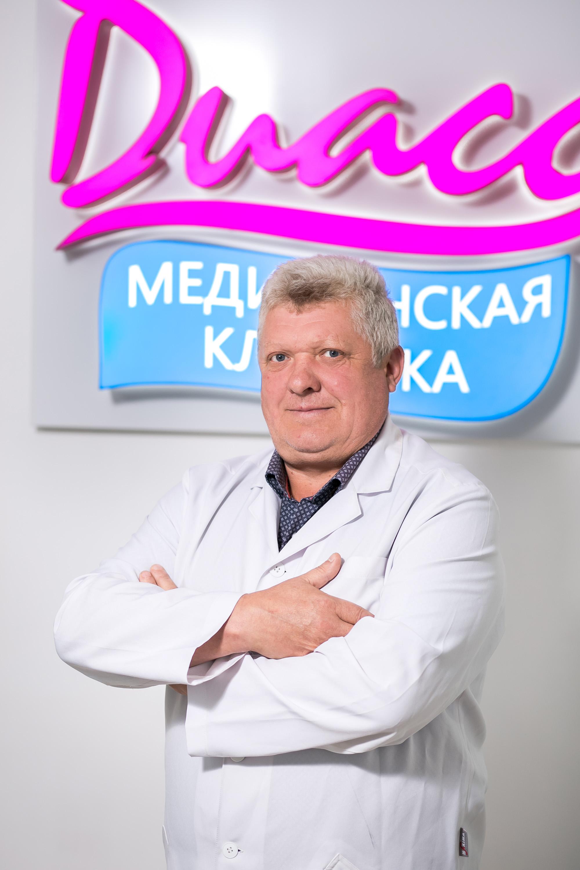 Врач функциональной диагностики Харитошин Сергей Александрович