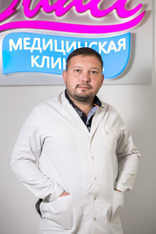 Усеинов Энвер Сейранович. Врач-хирург